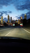 ATL at night