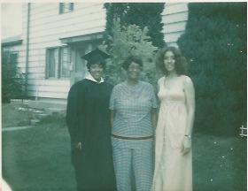 Dean, Grandma and me