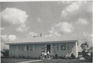 new house Sept. 60