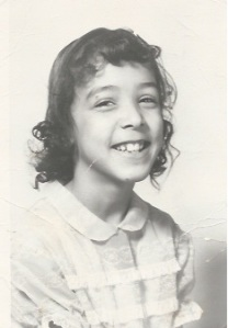 Me at 7 years old